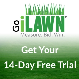Go iLawn Free Trial