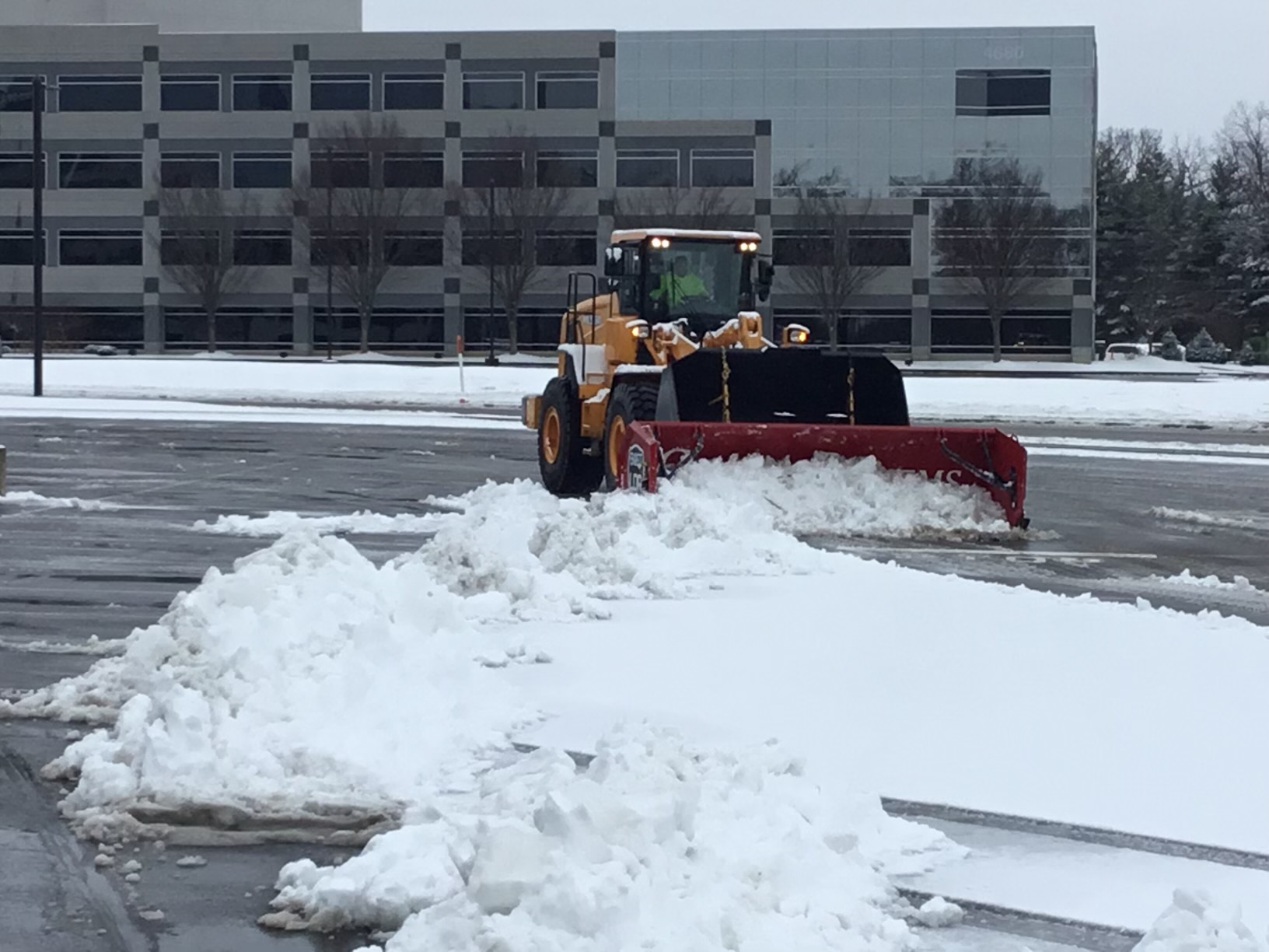 Snow Removal by GroundSystems, Inc. in Cincinnati, OH